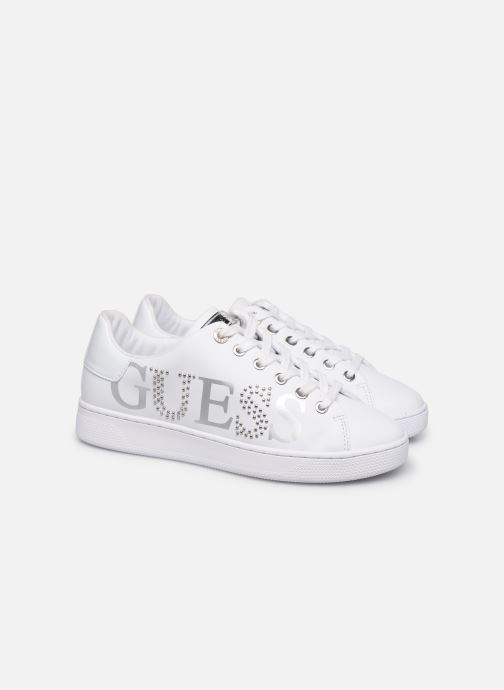 Sneakers Guess RIDERR Wit 3/4'