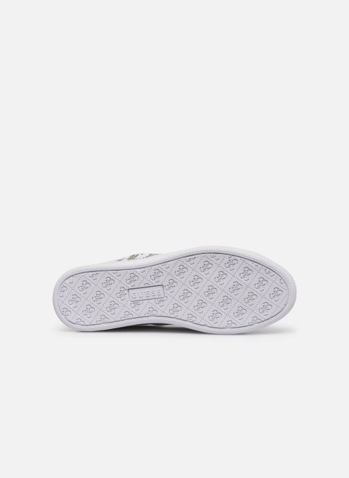 Sneakers Guess RIDERR Wit boven