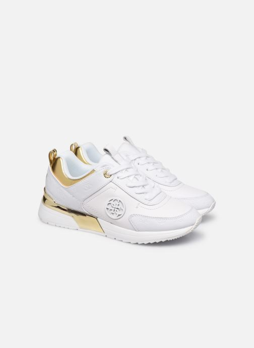 Sneakers Guess MARLYN4 Wit 3/4'