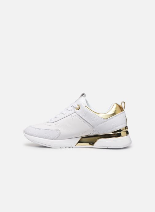 Sneakers Guess MARLYN4 Wit voorkant