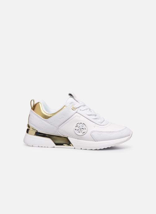Sneakers Guess MARLYN4 Wit achterkant