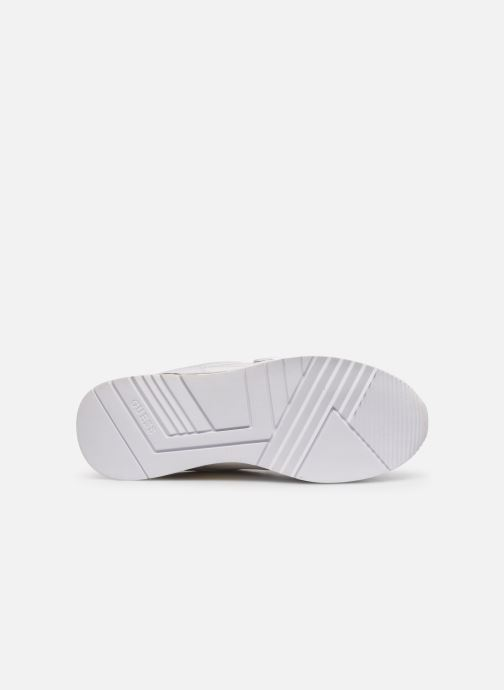 Sneakers Guess MARLYN4 Wit boven
