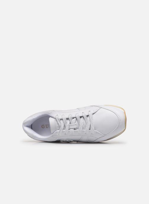 Baskets Guess DEALIA Blanc vue gauche