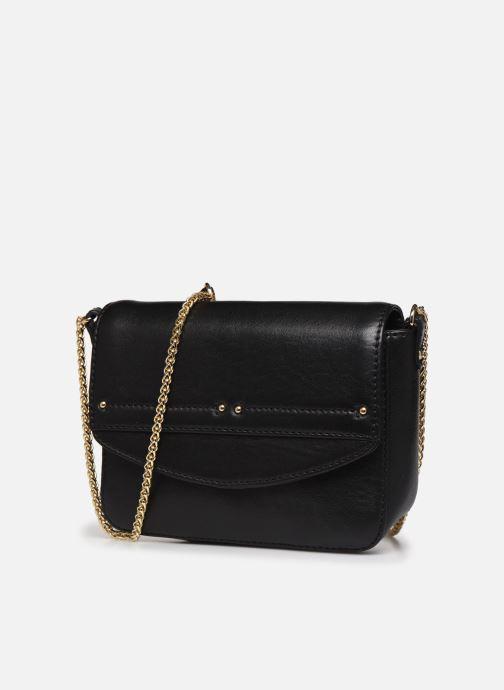 Handtaschen Petite mendigote Sullivan schwarz schuhe getragen