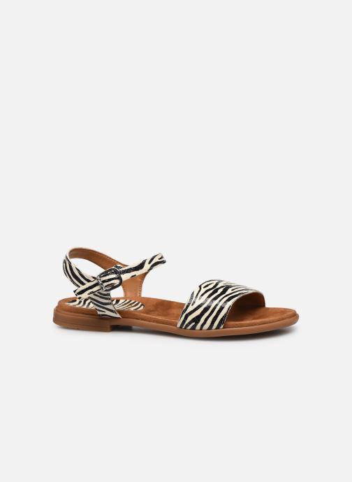 Sandales et nu-pieds Unisa Lirita Blanc vue derrière