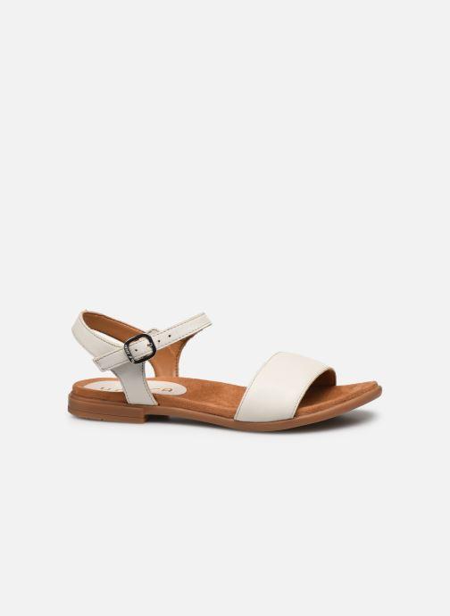 Sandales et nu-pieds Unisa Lirita Beige vue derrière