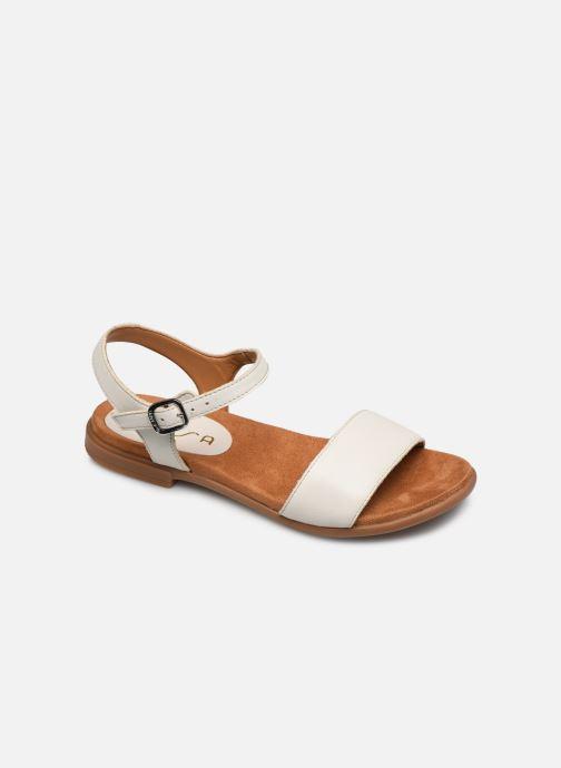 Sandales et nu-pieds Unisa Lirita Beige vue détail/paire