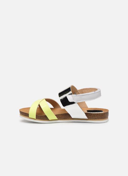 Sandali e scarpe aperte Unisa Madu Argento immagine frontale