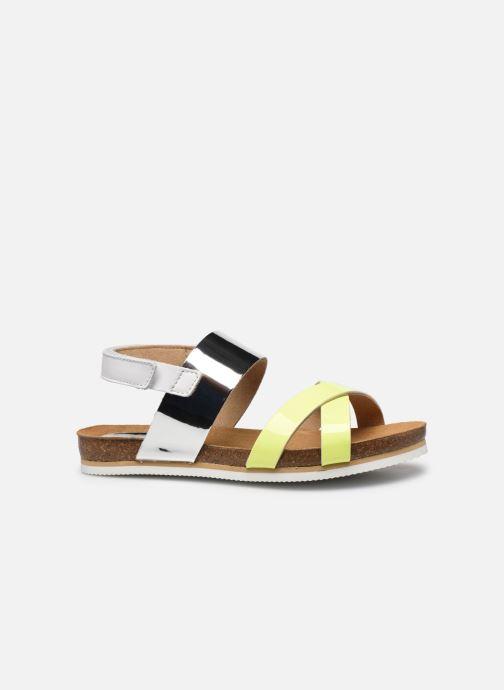Sandali e scarpe aperte Unisa Madu Argento immagine posteriore