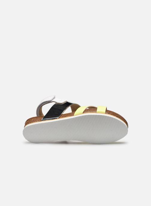 Sandali e scarpe aperte Unisa Madu Argento immagine dall'alto