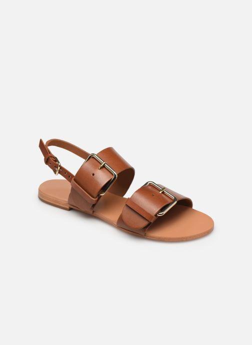 Sandales et nu-pieds Femme Delon