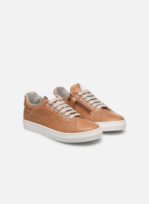 Sneakers Romagnoli Baskets 5517 Marrone immagine 3/4