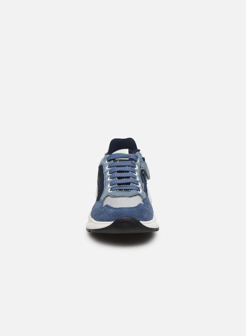 Baskets Romagnoli Baskets 5530 Bleu vue portées chaussures