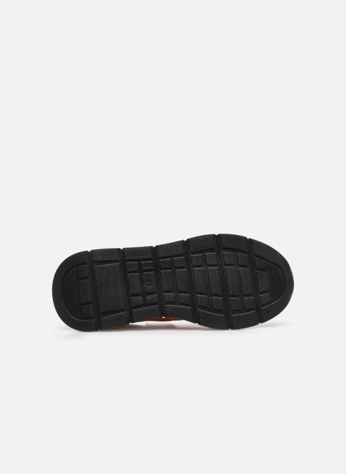 Sneakers Romagnoli Baskets 5530 Oranje boven