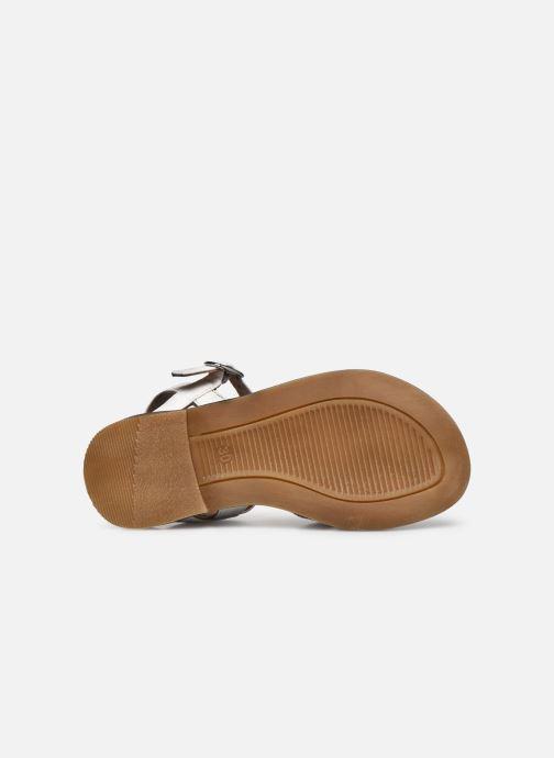 Sandalen Romagnoli Sandales 5767 Wit boven