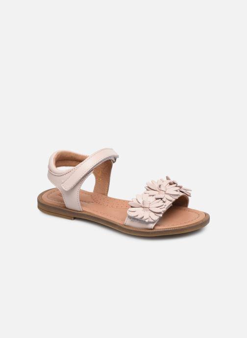 Sandales et nu-pieds Romagnoli Sandales 5796 Rose vue détail/paire