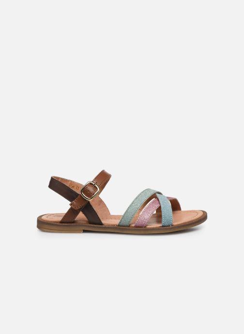 Sandali e scarpe aperte Romagnoli Sandales 5758 Multicolore immagine posteriore