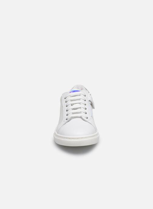 Baskets Romagnoli Baskets 5725 Blanc vue portées chaussures