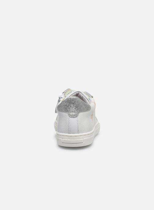 Baskets Romagnoli Baskets 5725 Blanc vue droite