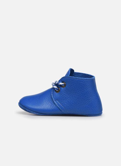 Pantofole Poco Nido Blue Midi Boot Azzurro immagine frontale