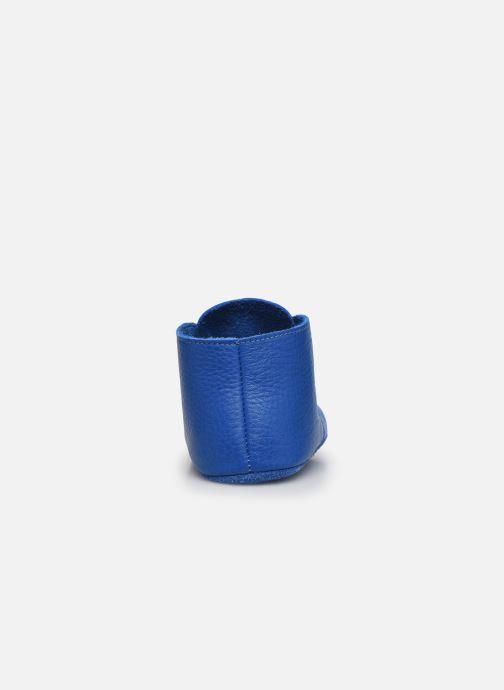 Pantofole Poco Nido Blue Midi Boot Azzurro immagine destra