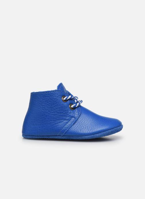 Pantofole Poco Nido Blue Midi Boot Azzurro immagine posteriore