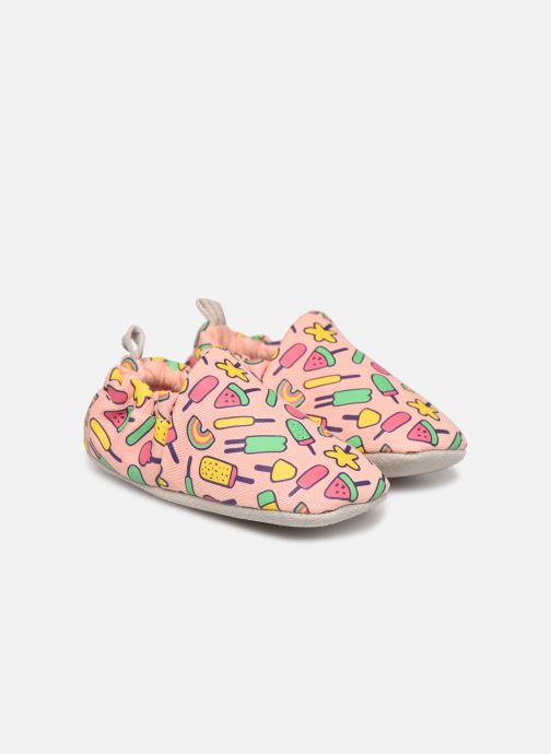 Pantuflas Niños Ice Lollies Peach Mini Shoe