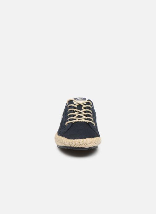 Espadrilles Pepe jeans Tourist Island Boy Bleu vue portées chaussures