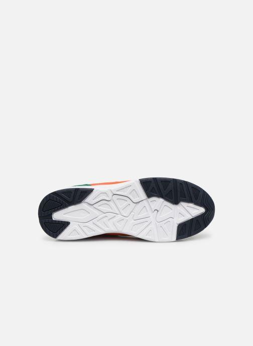 Baskets Pepe jeans Orbital Suede Junior Multicolore vue haut