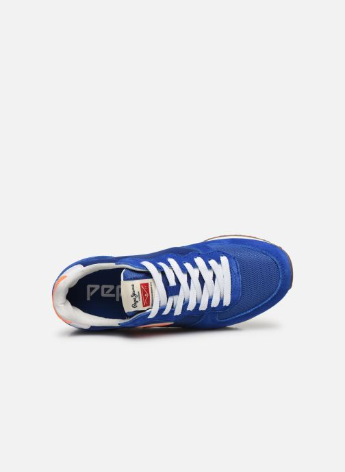 Baskets Pepe jeans Klein Junior Bleu vue gauche