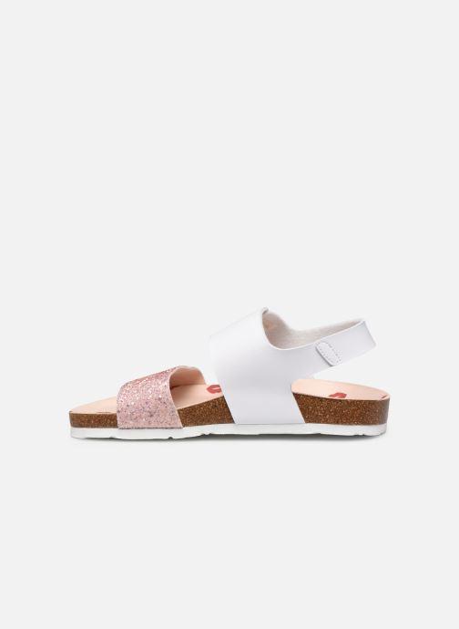 Sandales et nu-pieds Pepe jeans Bio Buckle Blanc vue face