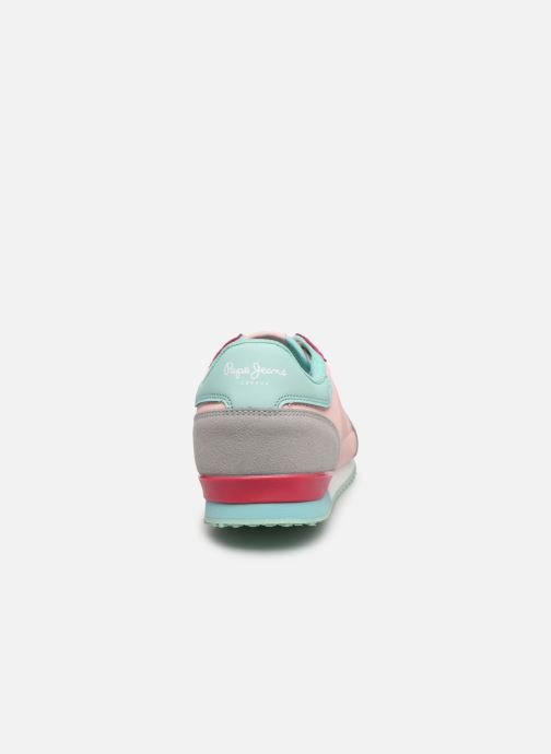 Baskets Pepe jeans Sydney Basic Girl Multicolore vue droite