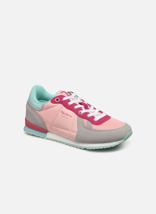 Baskets Pepe jeans Sydney Basic Girl Multicolore vue détail/paire