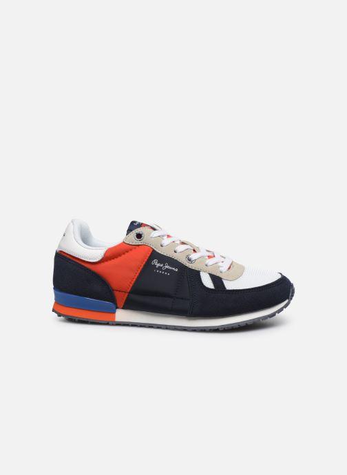 Sneakers Pepe jeans Sydney Basic Boy Azzurro immagine posteriore