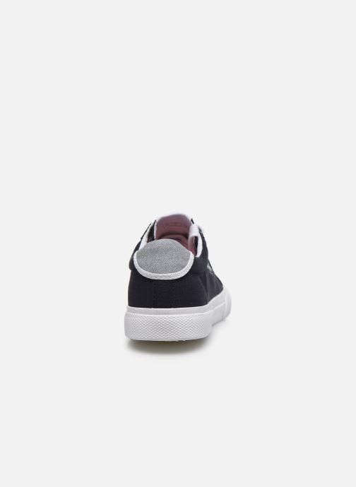 Sneakers Pepe jeans Kenton Basic Boy Azzurro immagine destra