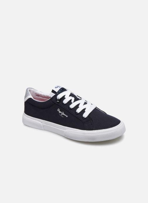 Sneakers Pepe jeans Kenton Basic Boy Azzurro vedi dettaglio/paio
