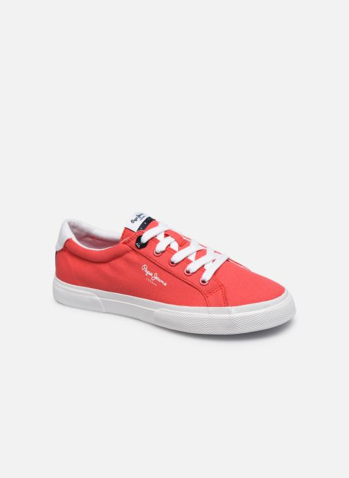 Sneakers Pepe jeans Kenton Basic Boy Rosso vedi dettaglio/paio