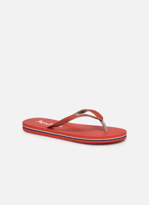 Infradito Pepe jeans Beach Basic Boy Rosso vedi dettaglio/paio