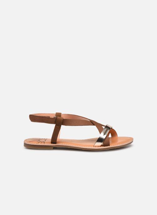 Sandales et nu-pieds Pepe jeans Mandy Basic Marron vue derrière
