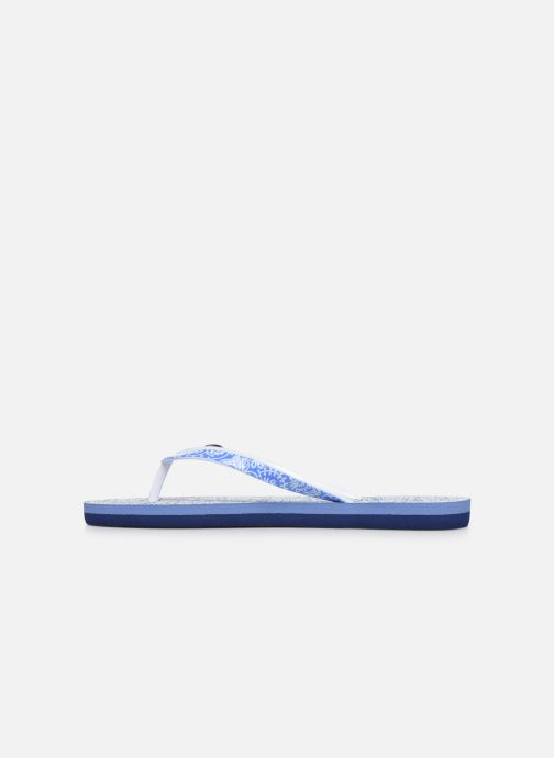 Tongs Pepe jeans Beach All Over Bleu vue face