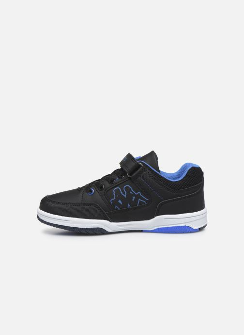 Baskets Kappa Kash Low EV Noir vue face