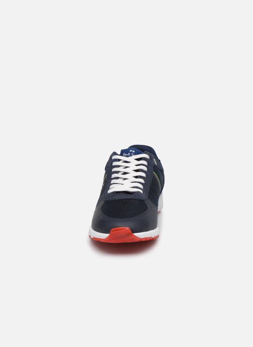 Baskets PS Paul Smith Huey Bleu vue portées chaussures