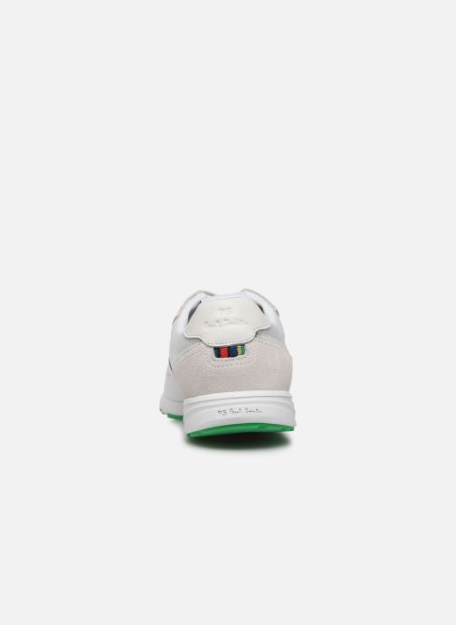 Baskets PS Paul Smith Huey Blanc vue droite