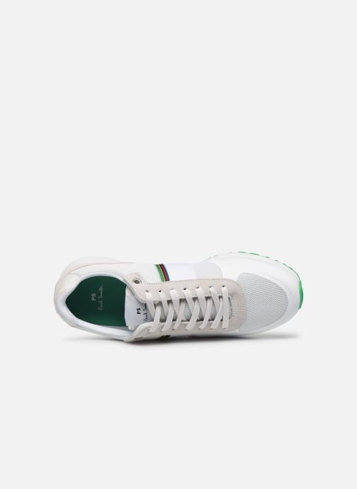 Baskets PS Paul Smith Huey Blanc vue gauche