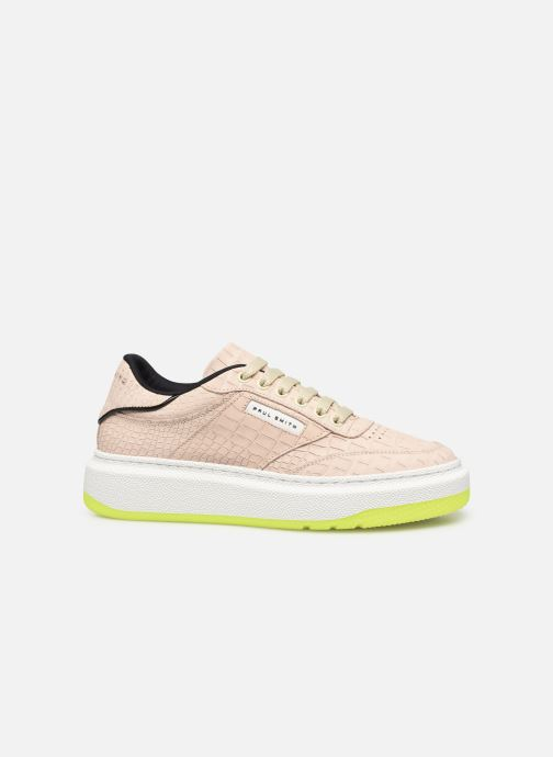 Baskets PS Paul Smith Hackney Beige vue derrière
