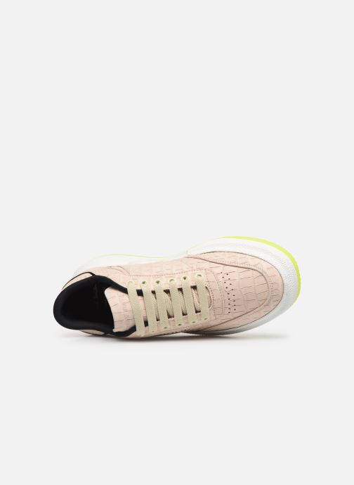 Baskets PS Paul Smith Hackney Beige vue gauche