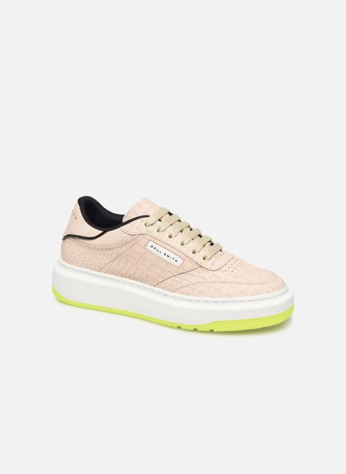 Baskets PS Paul Smith Hackney Beige vue détail/paire