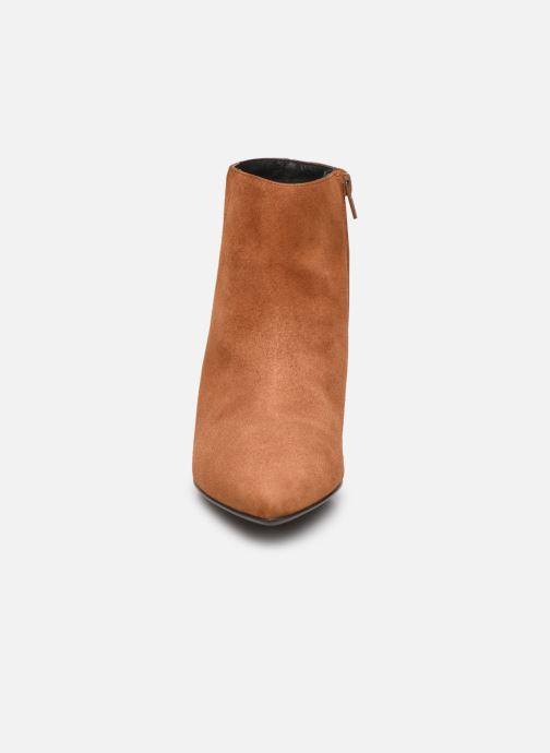 Bottines et boots Drass H-2000 Marron vue portées chaussures