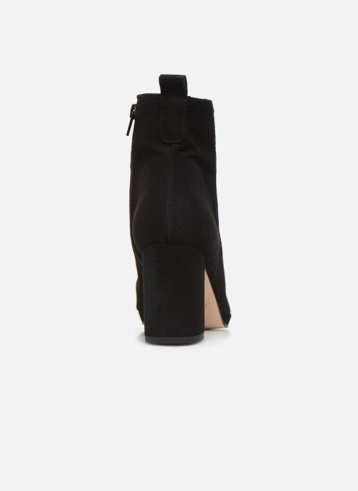 Bottines et boots Drass H-2006 Noir vue droite
