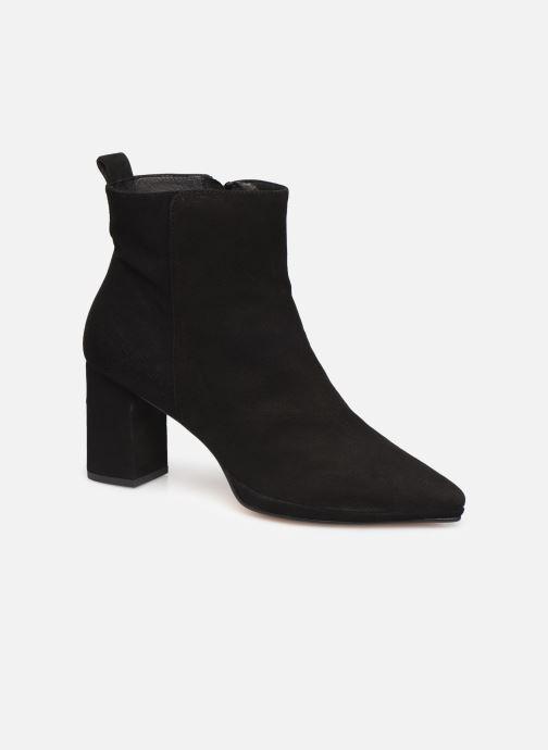 Bottines et boots Drass H-2006 Noir vue détail/paire